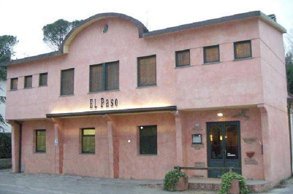 El Paso Country-Lucca @ pizzeria-trattoria El Paso | Lucca | Toscana | Italia
