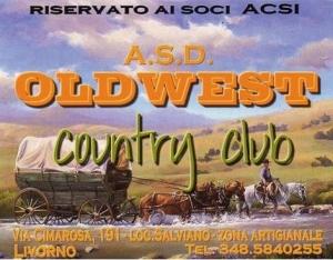 """RADUNO COUNTRY A """"OLD WEST DI LIVORNO"""""""