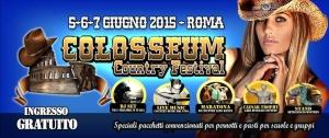 Colosseum Country Festival @ Roma | Lazio | Italia
