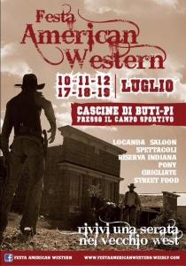 Il vecchio west rivive @ Cascine-la Croce | Toscana | Italia