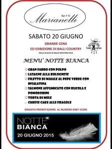 Esibizione alla Notte Bianca a Pontedera @ Pontedera   Toscana   Italia