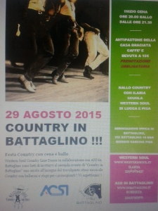 "Country ""in battaglino"""