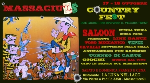 Country Fest a Massaciuccoli @ Al Sasso | Toscana | Italia