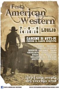 Festa American Western @ Cascine-la Croce | Toscana | Italia