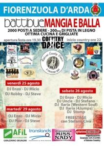 ws a Fiorenzuola @ agriturismo battibue | Emilia-Romagna | Italia