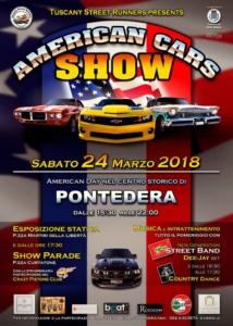 American Cars e Country Western Dance @ centro città | Pontedera | Toscana | Italia