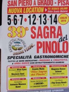 Sagra del Pinolo Serata Country