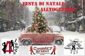 Festa di Natale All Together @ olympia dance village