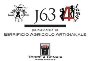 BENEDIZIONE & COUNTRY @ Birrificio J63   Cenaia   Toscana   Italia