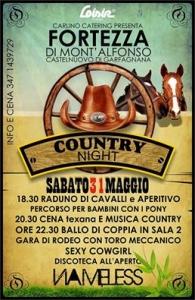 Country Night a Castelnuovo G. @ Castelnuovo di Garfagnana   Toscana   Italia
