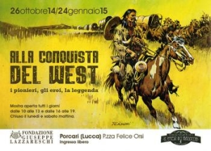 Le Frontiere del West @ Porcari | Toscana | Italia