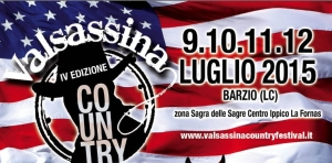 Valsassina Country Festival & Western Soul @ Lombardia   Italia