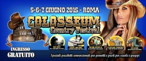 Colosseum Country Festival @ Roma   Lazio   Italia