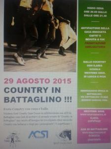 """Country """"in battaglino"""""""