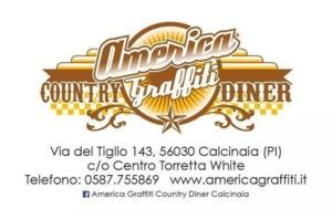 America Graffiti & Country @ Calcinaia | Toscana | Italia