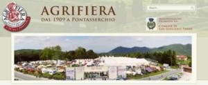 Agrifiera a Pontasserchio 21 aprile-1 maggio @ Pontasserchio