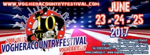 Voghera Country Festival @ Cowboy's Guest Ranch   Voghera   Lombardia   Italia