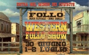 Western Follo Show @ Piano di Follo | Liguria | Italia