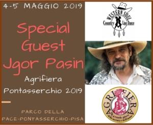 """Jgor Pasin"" 4-5 maggio Pontasserchio"