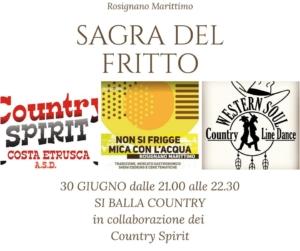 Country alla Sagra @ rosignano marittimo